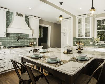 Transitional Kitchen Design Ideas Royal Oak MI | Whiski Kitchen