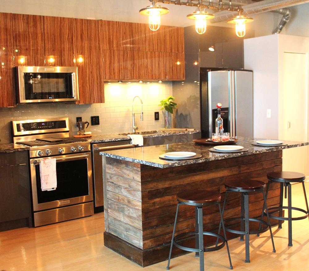 Kitchen Design Ideas & Layout